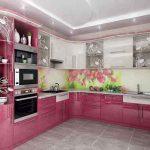 خزائن المطبخ الالمنيوم