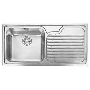 احواض المطبخ الاستانلس