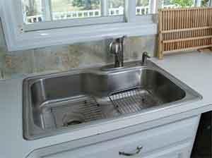 اشكال احواض المطابخ الحديثة