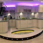 مطابخ حديثة واجمل ألوان المطبخ