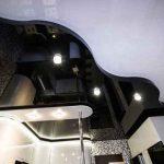 ديكورات جبسون بورد لسقف المطبخ بالوان روعة