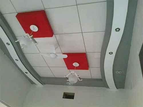أسقف معلقة جبس بورد